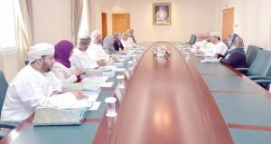 المدعي العام يلتقي رئيسة وأعضاء اللجنة الاجتماعية بمجلس الدولة