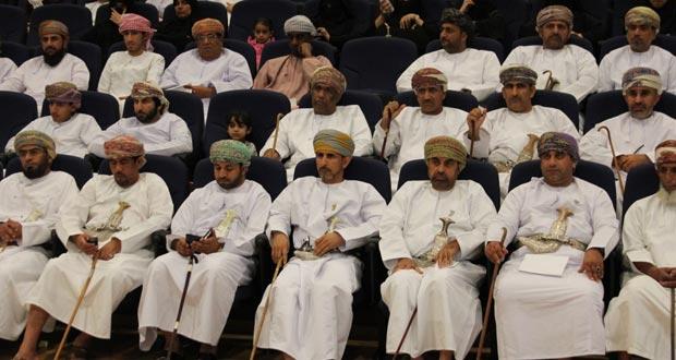 بلديات محافظة شمال الباطنة تحتفل باليومين العربي والعالـمي للمياه