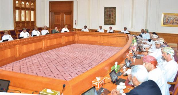 مجلس الشورى ينظم حلقة عمل حول بطاقة الوصف الوظيفي
