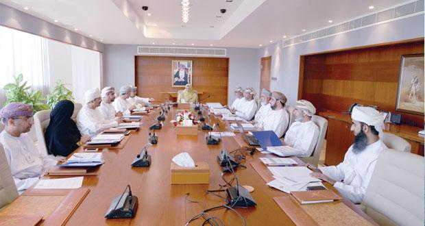 مجلس جامعة السلطان قابوس يعتمد أعداد الطلبة المتوقع قبولهم العام الاكاديمي القادم