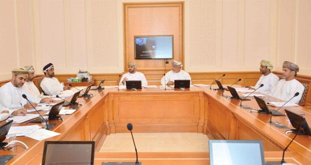 اجتماع لجنة الشباب والموارد البشرية بمجلس عمان