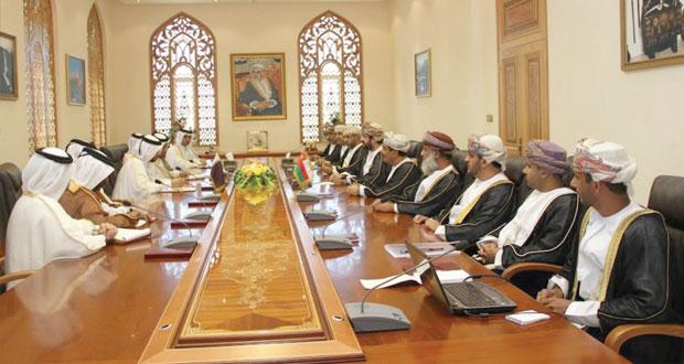 جلسة مباحثات رسمية بين السلطنة وقطر في مجال الخدمة المدنية والتنمية الإدارية
