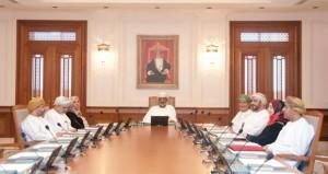 مكتب مجلس الدولة يطلع على عدد من موضوعات اللجان لدراستها
