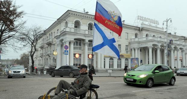 ترحيب روسي بانفصال (القرم) وواشنطن لن تعترف باستفتاء (تقرير المصير)