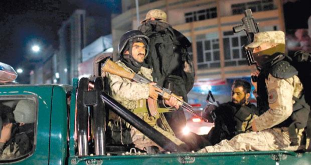 أفغانستان: 9 قتلى بهجوم على فندق وسط كابول
