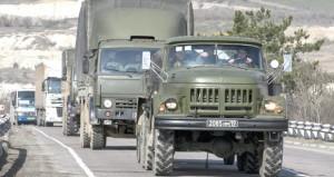 """أوكرانيا: البرلمان الروسي يوافق على استخدام """" القوة """" في القرم"""