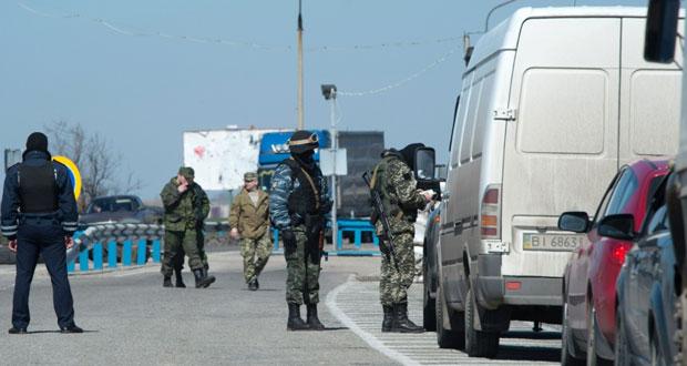 روسيا تنفي عزمها غزو أوكرانيا..وأوروبا توقع مع كييف اتفاق الشراكة