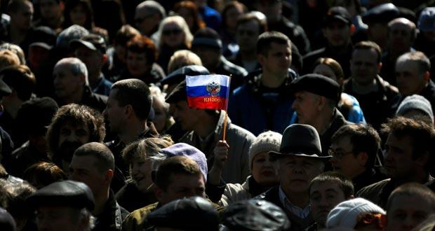 موسكو ترى الإدانة الأممية حول (القرم) بـ(غير المجدية)..وبوتين يثني على دور الجيش خلال الأزمة