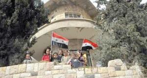 الجيش السوري يحكم السيطرة على نقاط استراتيجية في يبرود