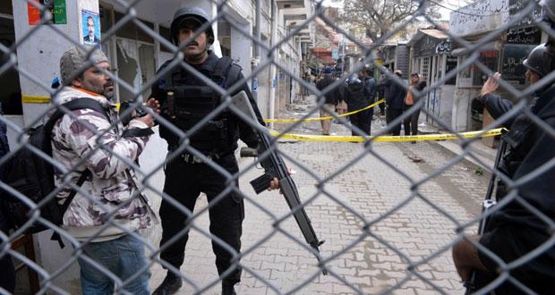 باكستان: 11 قتيلا بهجوم انتحاري على محكمة في اسلام اباد