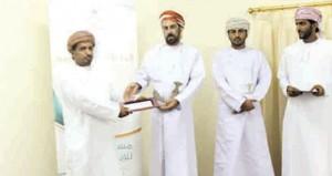 ختام ناجح لفعاليات إبداعات شبابية بمحافظة الوسطى