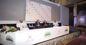 اليوم .. افتتاح أولى جلسات مؤتمر عمان الرياضي لعام 2014
