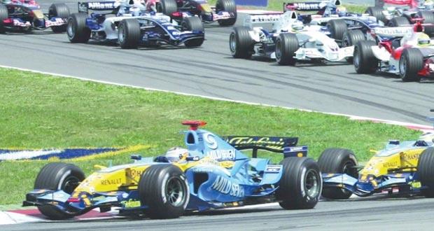 فرق فورمولا 1 تصل ماليزيا وسط أجواء حداد