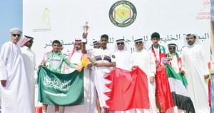 البطولة الخليجية للدراجات الهوائية تواصل منافساتها لليوم الرابع