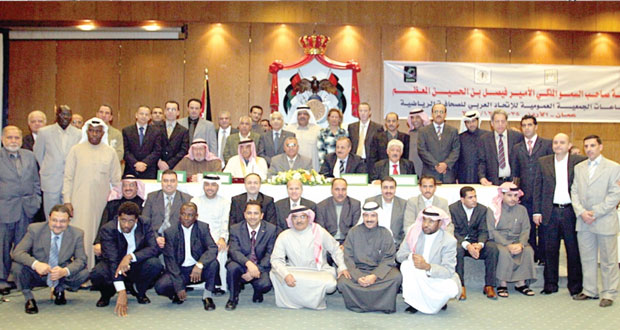 السلطنة تستضيف اجتماعات الجمعية العمومية للاتحاد العربي للصحافة الرياضية