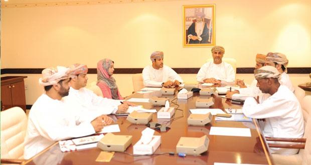 اللجنة المنظمة للبطولة الخليجية لكرة الهدف للمكفوفين تواصل استعداداتها
