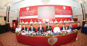 انعقاد عمومية اتحاد الكرة بحضور 36 ناديا وبتواجد ممثل الاتحاد الدولى للفيفا