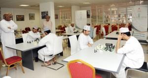 فى مسابقة الأندية للإبداع الشبابي.. مسابقة الشطرنج تشهد صراع الصدارة بين 9 أندية