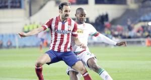 اتلتيكو مدريد يقبض على الصدارة وبرشلونة ينتزع الوصافة وسقوط لريال مدريد