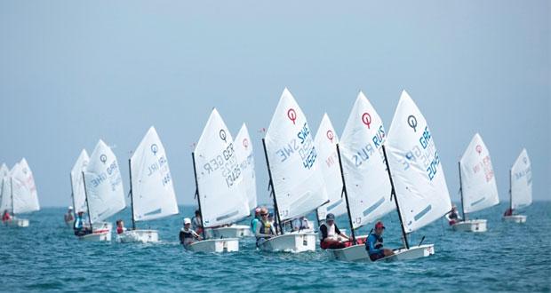 غدا يوم الحسم ..سباقات أسبوع المصنعة للإبحار الشراعي تكشف عن مواهب واعدة