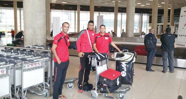 في كأس الاتحاد الآسيوي ..أمطار الأردن في استقبال بعثة فريق نادي السويق بعد رحلة مرهقة