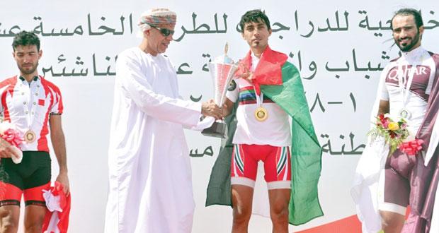 البطولة الخليجية للدراجات الهوائية تواصل منافساتها لليوم الخامس