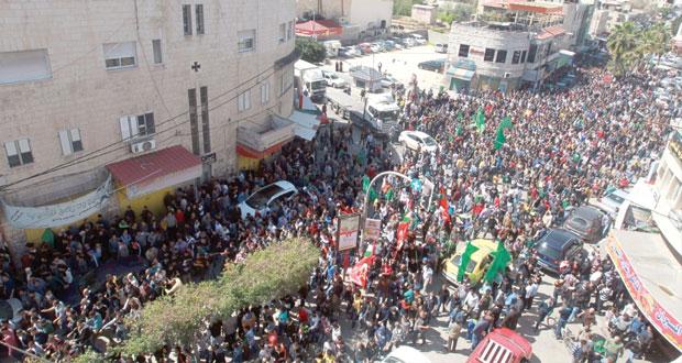 الاحتلال يقتحم جنين ويخلف 3 شهداء و14 جريحا والمقاومة تتوعد بالرد