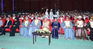 الصناعات الحرفية تحتفل باليوم الحرفي العُماني وتتوج الفائزين بمسابقة السلطان قابوس للإجادة الحرفية