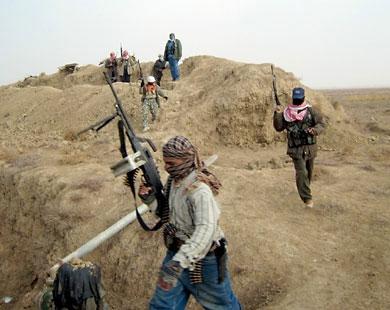البركان قصة انطلاق المقاومة العراقية – الحلقة الثانية