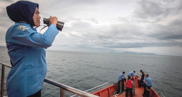 البحث عن الطائرة الماليزية المفقودة يمتد للبر