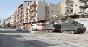الجيش السوري يواصل التقدم لـ(ما بعد يبرود)
