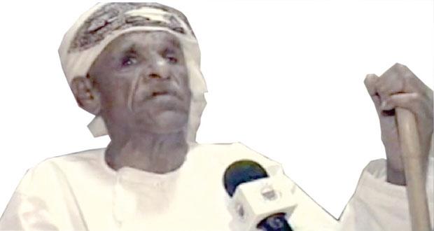 رحيل الفنان حمدان الوطني عن عمر يفوق الـ 100 عام