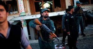 أفغانستان: قتلى وجرحى بهجوم انتحاري على اللجنة الانتخابية
