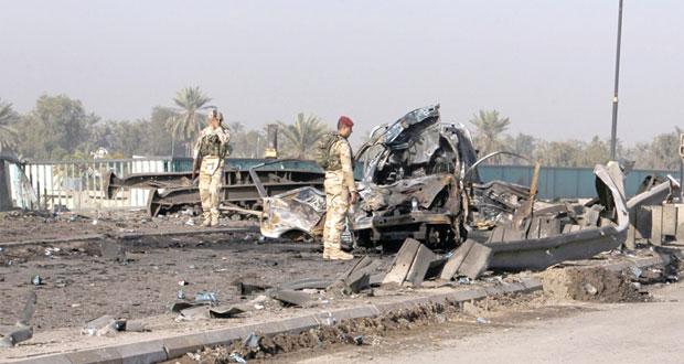 العراق: (مفخخة) تحصد 11 و(البرلمان) يدعو لاستقلالية مفوضية الانتخابات