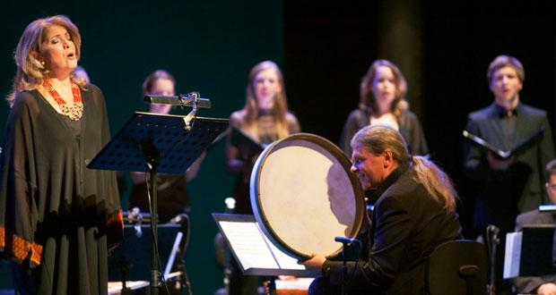 موسيقى القرون الوسطى والجاز والأغنيات الفلكلورية في دار الأوبرا السلطانية مسقط
