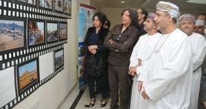 افتتاح مقر الجمعية العمانية للسينما في المبنى الجديد وتدشين أكبر لوحة في العالم