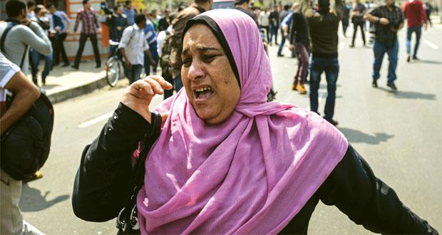 مصر: قنابل الموت تقتل عميد شرطة في محيط (الجامعة)