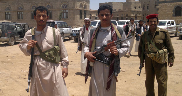5 قتلى في معارك الحوثيين والجيش اليمني ومقتل جنديين سعوديين برصاص من داخل اليمن