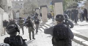تنديد فلسطيني بـ (حماقات) الاحتلال في (الأقصى) ومقتل 3 مقاومين في عملية تدريبية بغزة