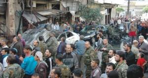 سوريا: الجيش يسترد (رنكوس) ومففخات الإرهاب تضرب حمص