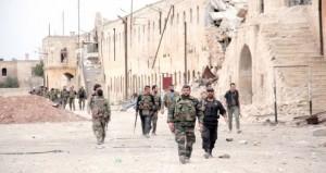 سوريا: الجيش يضيق الخناق على المسلحين بحمص ويحبط تسللا بحلب