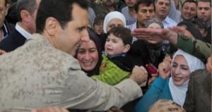 الأسد من معلولا: صمود سوريا من تلاحم جيشها وشعبها