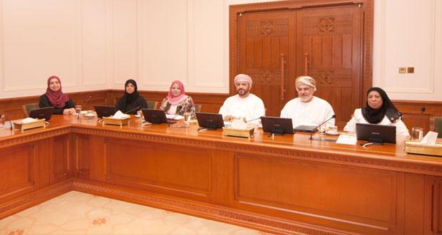 امين عام مجلس الدولة يستقبل فريق مشروع أنشطة الحملة الوطنية للطفولة المبكرة