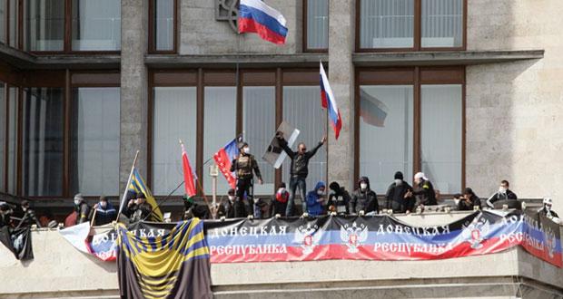 (دونيتسك) على خُطى (القرم) وكييف تتهم موسكو بتفيكيك وحدة أوكرانيا