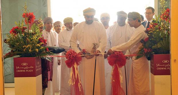 افتتاح فندق كراون بلازا الدقم في المنطقة الاقتصادية الخاصة بالدقم
