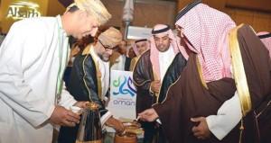 في ختام فعاليات معرض الرياض الدولي للسفر .. إقبال كبير على جناح السلطنة .. و(السياحة) تعرض الفرص المتاحة