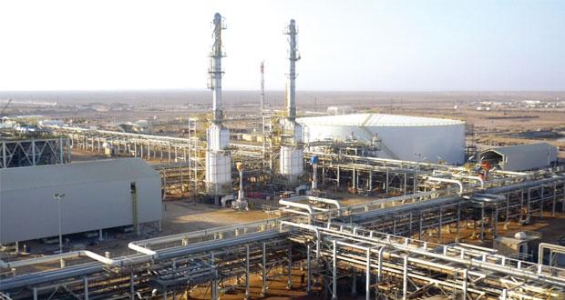 أكثر من 29 مليون ريال إنتاج السلطنة من النفط والمكثفات النفطية مارس الماضي