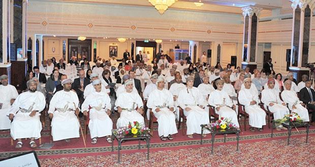 """""""مؤتمر عمان الاستشاري الأول"""" يضع السلطنة على خارطة العالم كوجهة واعدة في صناعة المؤتمرات والمعارض"""