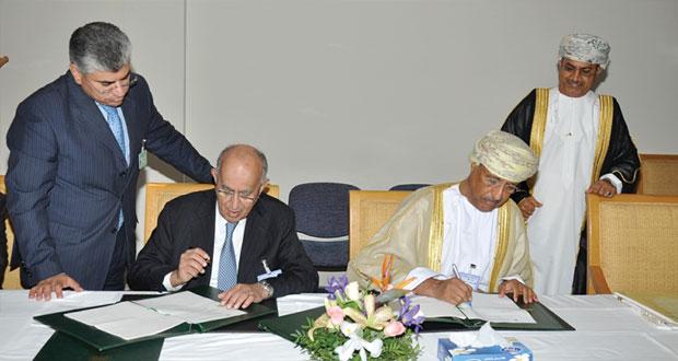 55 مليون ريال عماني من الصندوق العربي للإنماء الاقتصادي لبنك الإسكان العماني