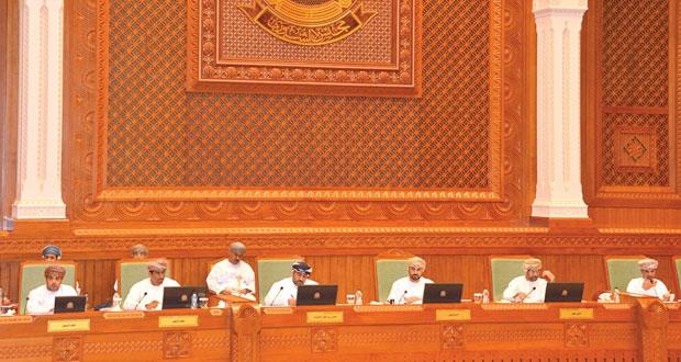 """""""الشورى"""" ينهي مناقشاته مع وزير النقل والاتصالات .. المطالبة بالتوزيع العادل في مشاريع النقل والاتصالات بكافة المحافظات"""